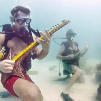 Experience sea life at Lower Keys Underwater Music Festival