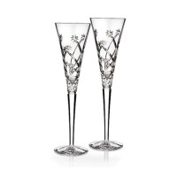 Waterford Crystal Wishes Believe Champagne flute