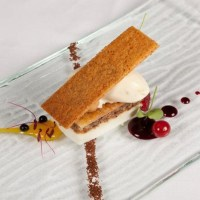 Gastronomy in port-town at The Yeatman