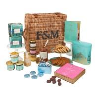 Gift pick: The English Essentials hamper from Fortnum & Mason