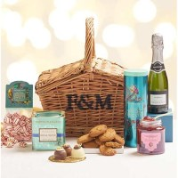 Food pick: The Christmas Greetings basket from Fortnum & Mason