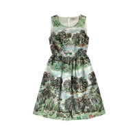 Fashion pick: London park sleeveless cotton dress from Cath Kidston