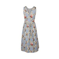 Fashion pick: Trellis floral print wrap dress from Laura Ashley