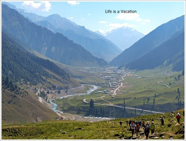 Kashmir Sonmarg