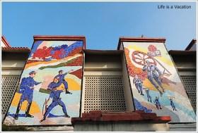 Manipur-Moirang-INA-Museum-Mural