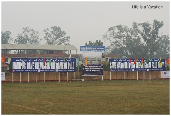 Manipur Imphal Polo Ground