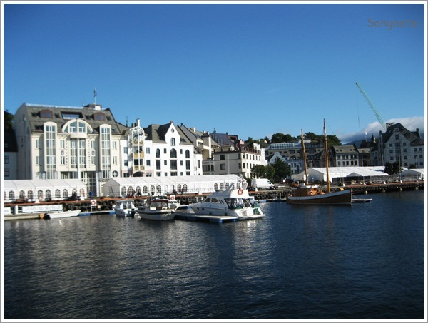 Alesund Port