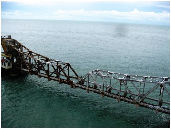 Rameshwaram Sightseeing One Day - Pamban Bridge