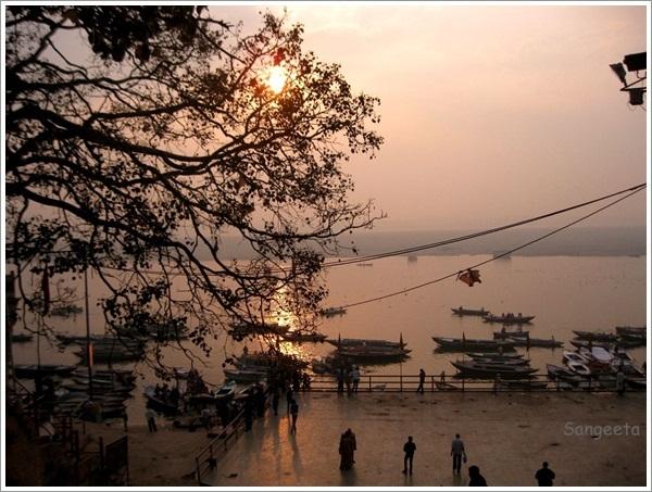Boat Ride Varanasi Sunrise