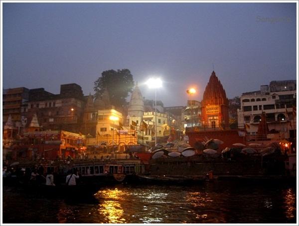 Boat Ride Varanasi Prayag
