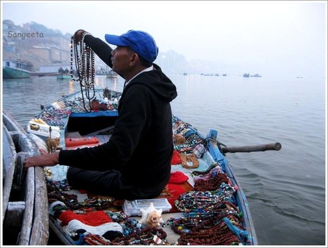 Varanasi Boatride