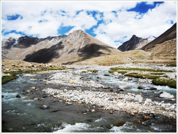 Mount Kailash-Clear Stream