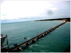 Rameshwaram Sightseeing One Day - Pamban Bridge