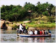 Hampi Motor Boat