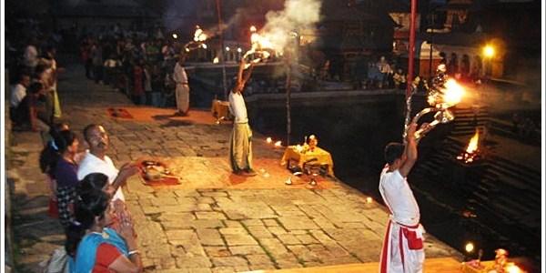 Story of 2 Flames in Pashupatinath, Kathmandu