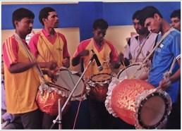 Dhaki Tasha Party of Bengal Durga Puja