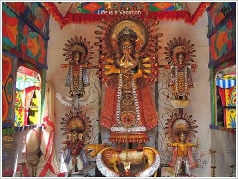 Durga Hatibagan Kolkata