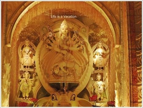 Durga Tridhara Kolkata