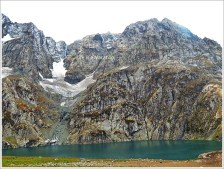 Gadsar Lake Sonmarg