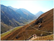Mengandob Trail