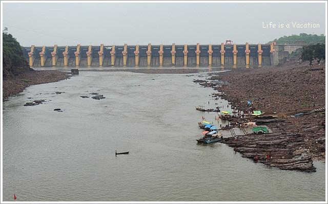 Omkareshwar -Dam