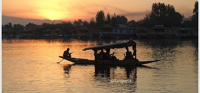 Many Moods of Dal Lake, Srinagar