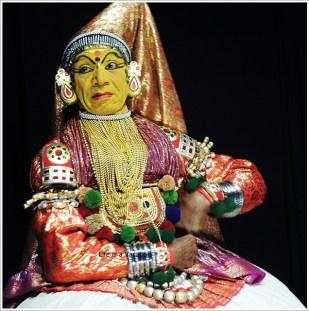 Kerala Kathakali Dance Kochi Greenix