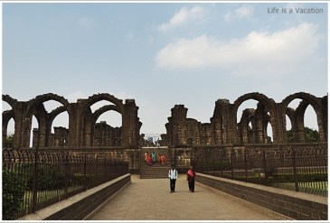 Bijapur Trip in 1 Day-Bara Kamaan