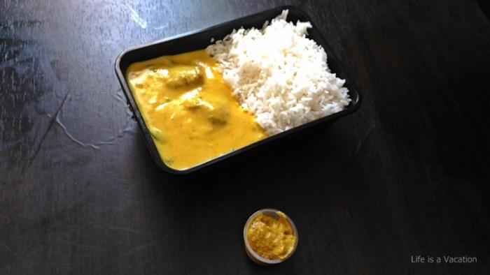 Hunger Meals-KadiChawal
