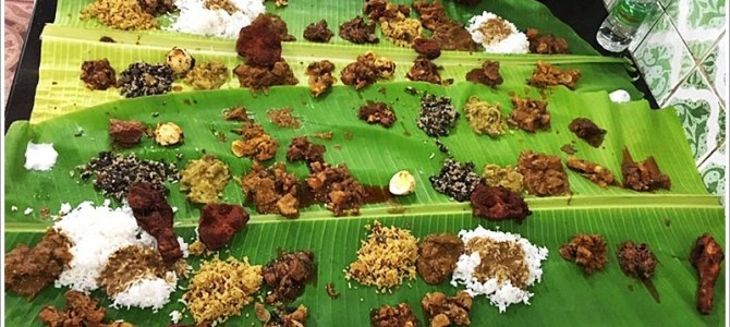 Home Style Sumptuous Meal in UBM, Kongunadu