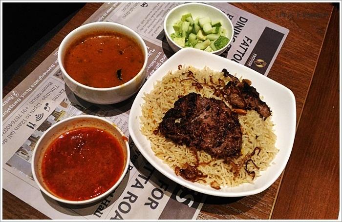 Fattoush Restaurant Bangalore Mandi Mutton