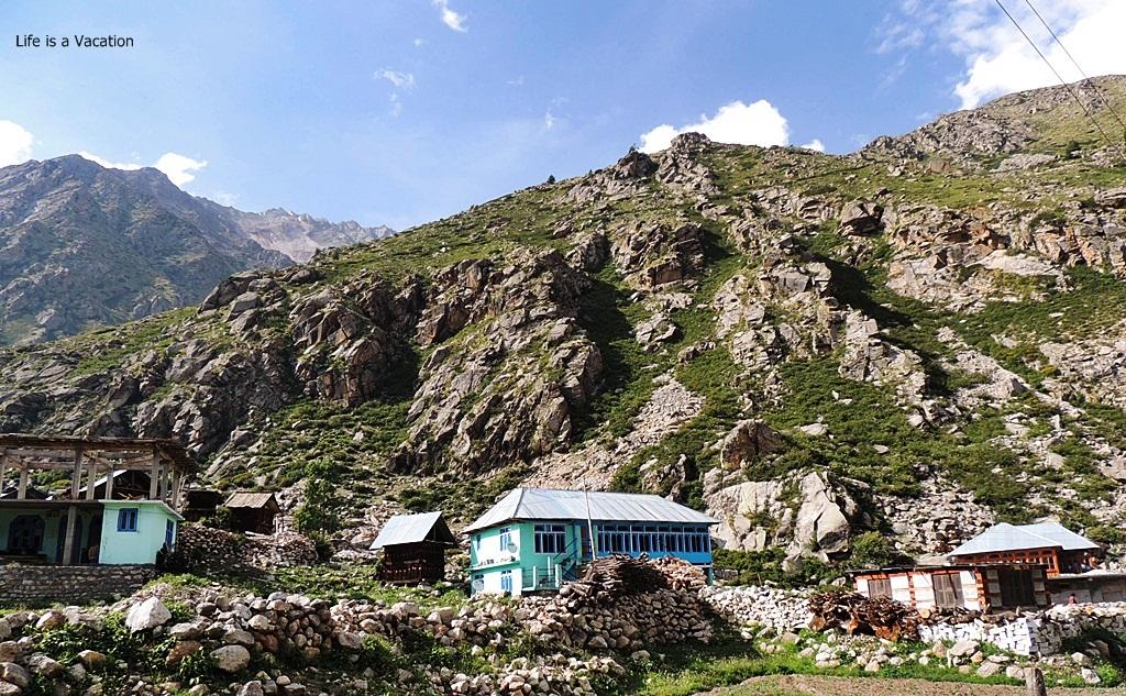 The last Himalayan village on Tibetan border  ~ Chitkul