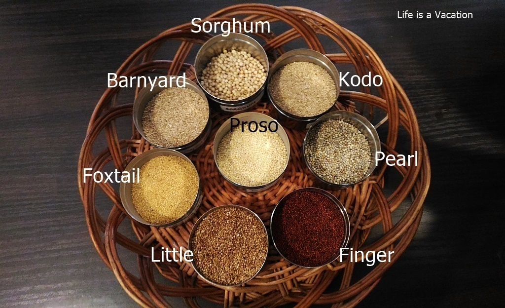 Health in a Bowl with Mineral Rich Millets from Kaulige Foods