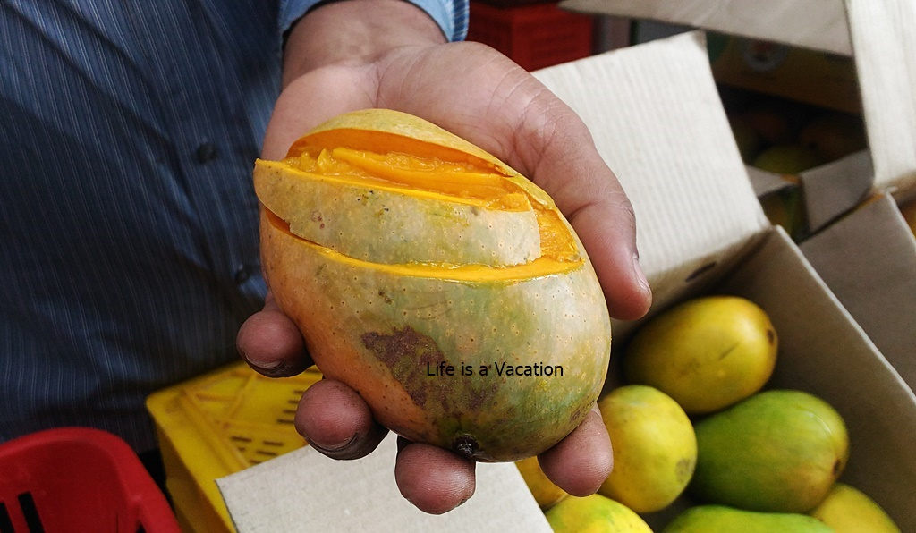 Mango and Jackfruit Festival in Lal Bagh, Bangalore