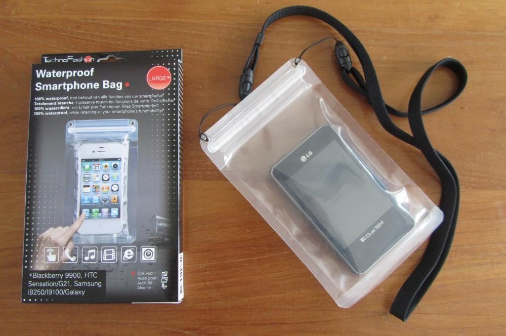 Waterproof Smartphone Bag 1
