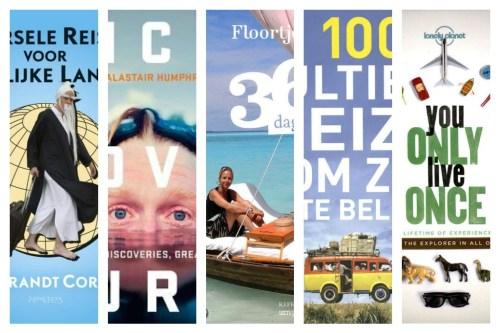 Wishlist Reisboeken Collage