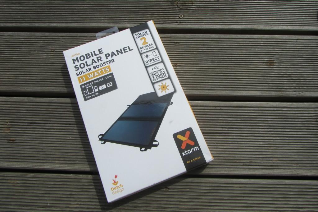 Xtorm Mobile Solar Panel 1