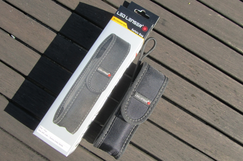 Led Lenser holster 3