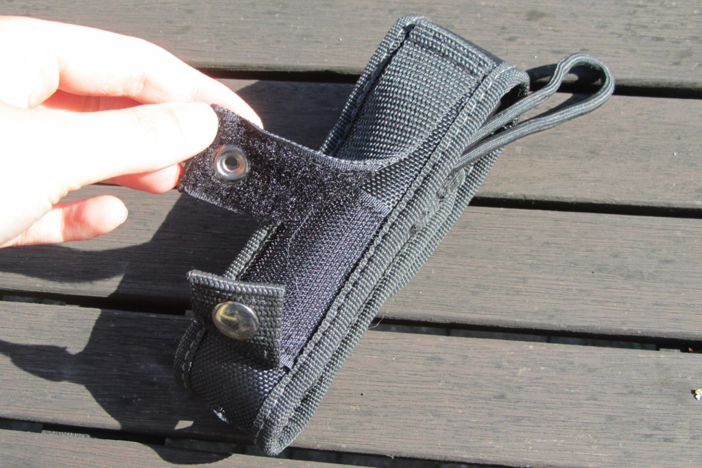 Led Lenser holster 4
