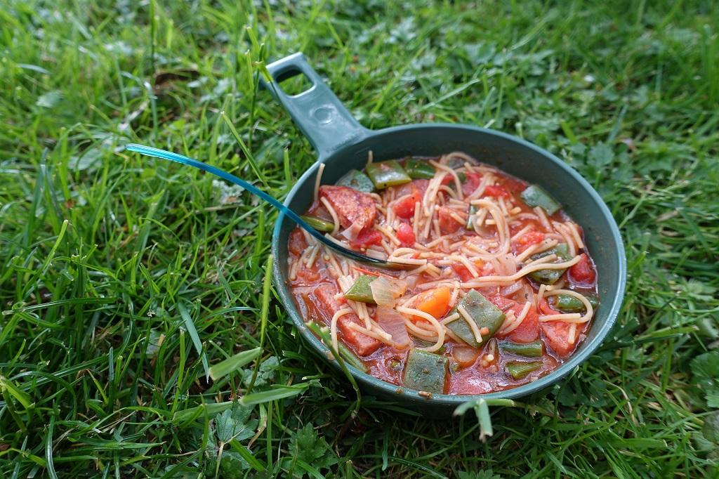 Snelle Eenpans-Spaghetti 5