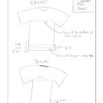 How to Shirt to Skirt DIY Project