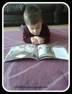 big bookworm