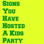 Kids Party thumb nail