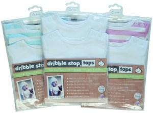 dribble stop top 3 colours