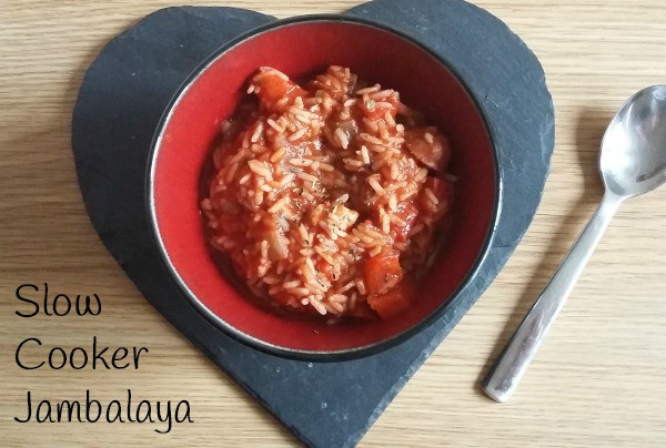 Slow Cooker Jambalya