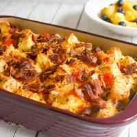Italian Bread Pudding