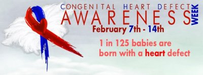 CHD Awareness Week