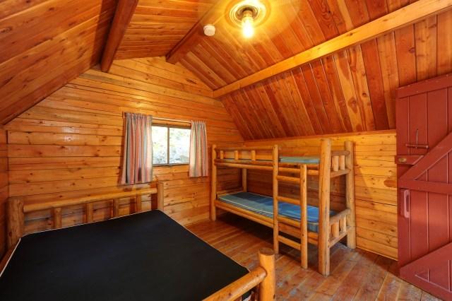 Camping Cabin - Interior 2