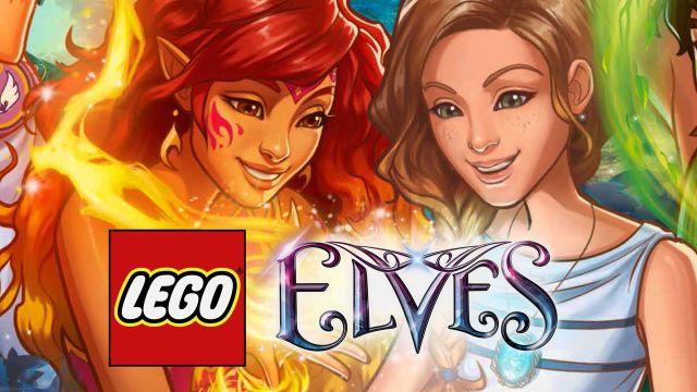 Lego shows on Netflix: Elves