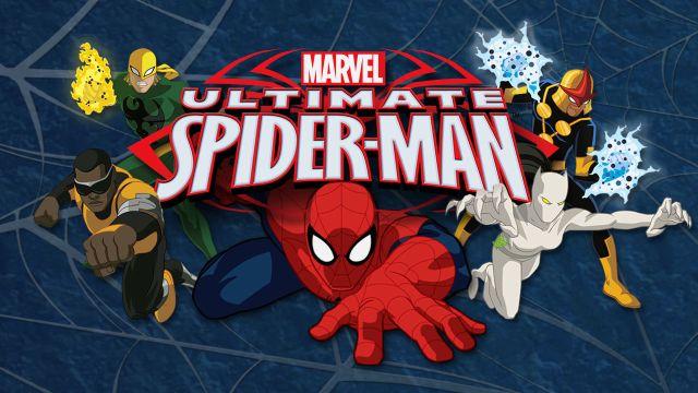Spiderman on Netflix